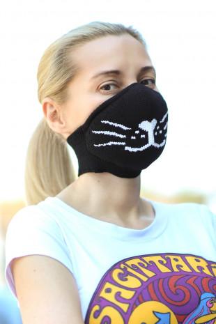 Maska ochronna Black Cat