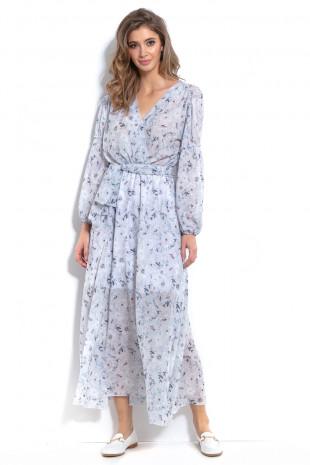 Długa sukienka F1006