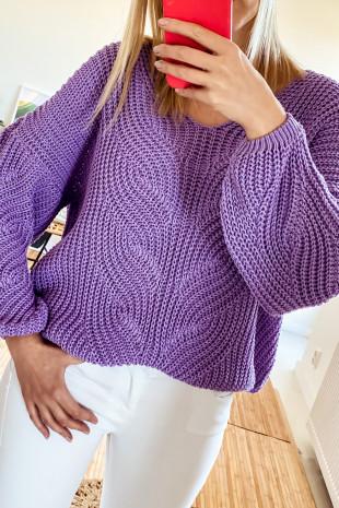 Sweter F1008