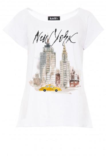 Bluzka New York K446
