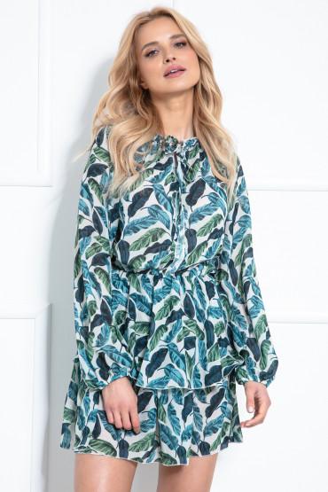 Sukienka exotic F1021
