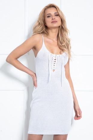 Sukienka na ramiączka F1018