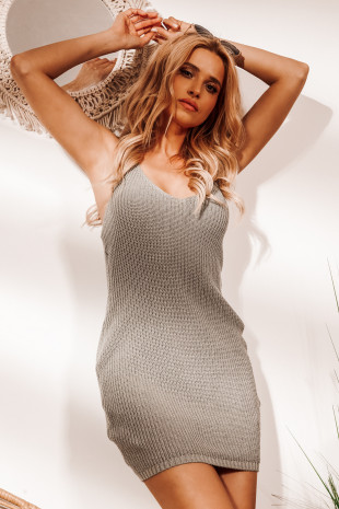 Sukienka na ramiączka F1019