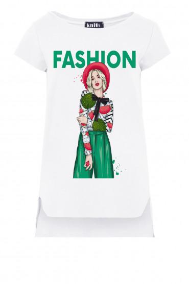 Bluzka Fashion K459