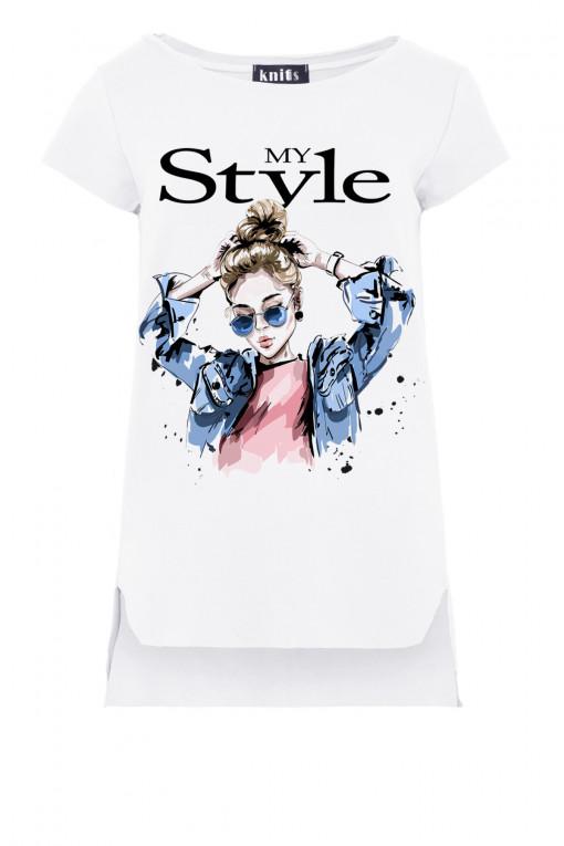 Bluzka My Style K465