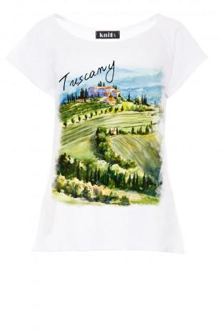 Bluzka Toscany K458