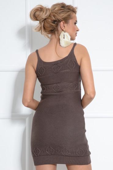 Sukienka na ramiączka F1034