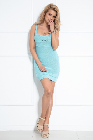 Sukienka plażowa F1039