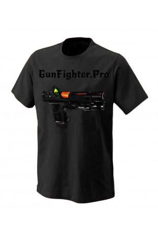 T-shirt-męski Gunfighter.Pro