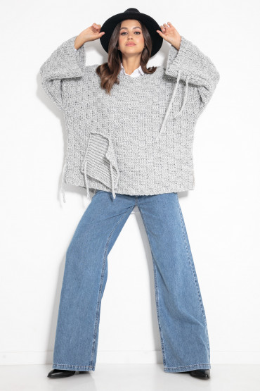 Sweter Chunky Knit F1075