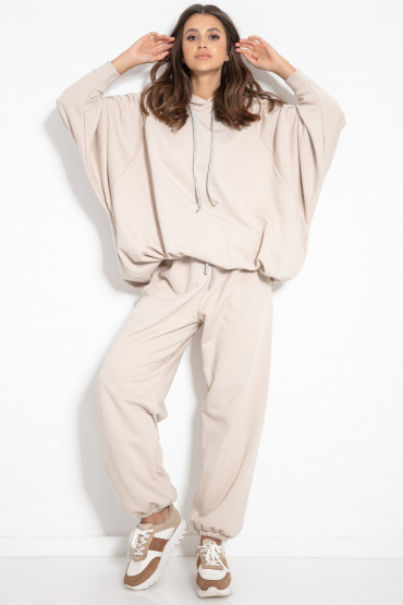 Bluza z kapturem i spodnie F1078