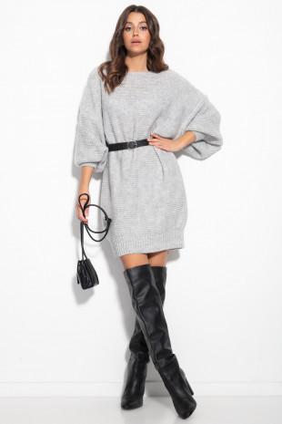 Dzianinowa sukienka F1105