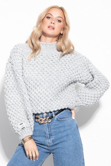 Sweter Chunky Knit F1035