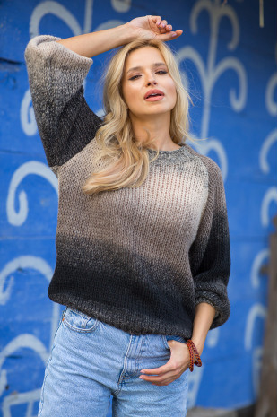 Sweter F886