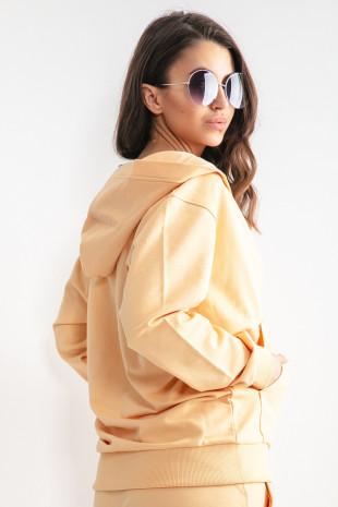 Bluza z kapturem F1169