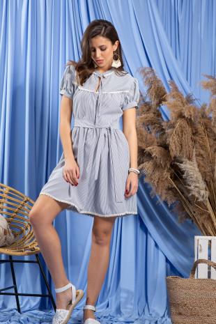 Krótka sukienka F1205