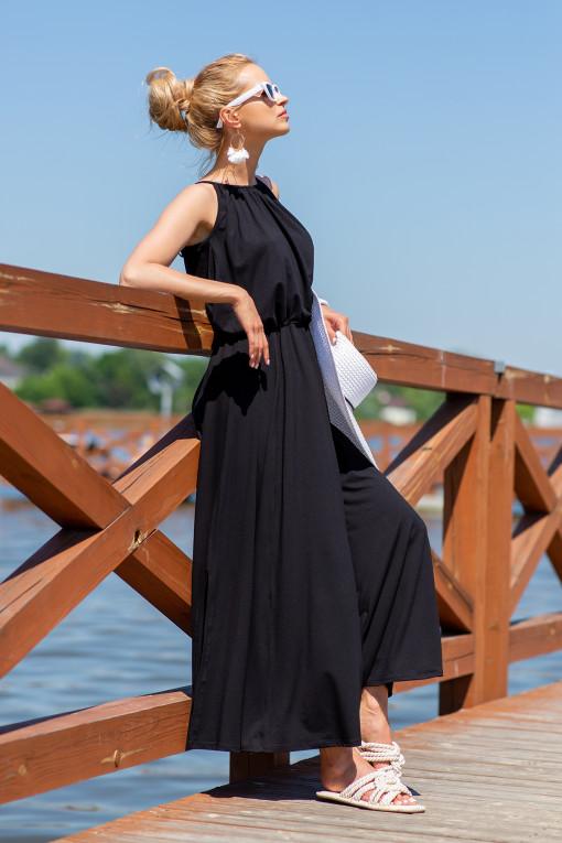 Sukienka maxi F1253