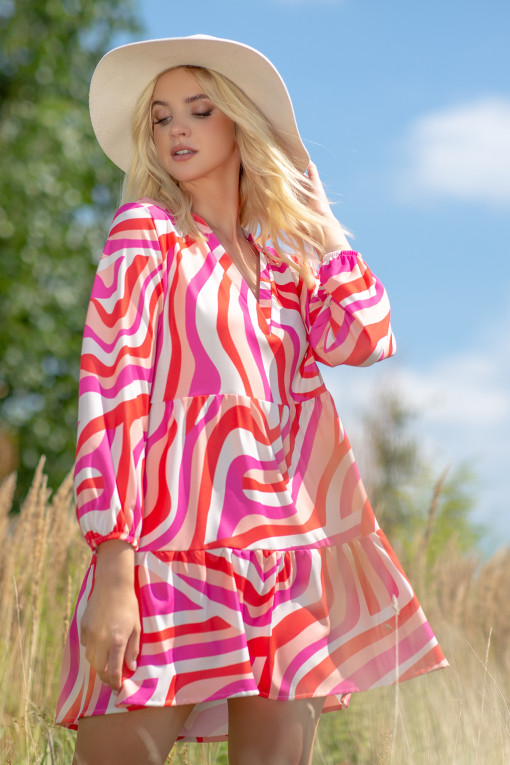 Dress Flamingo F1267